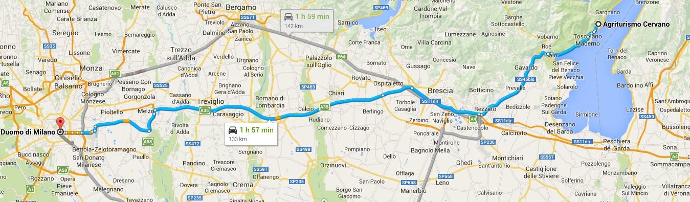 Cervano Milan